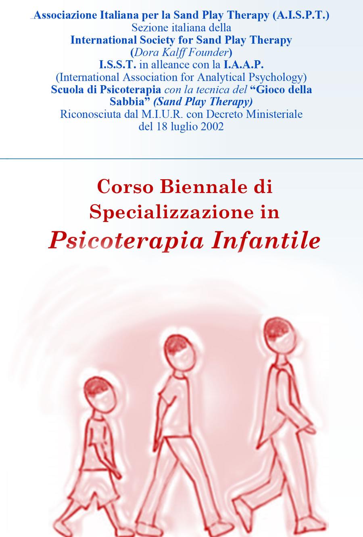 AISPT - Corso Biennale di Specializzazione in Psicoterapia Infantile